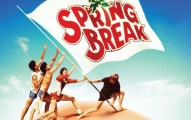 spring break movie poster