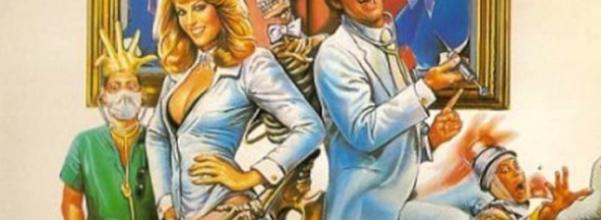 Stitches 1985 movie poster