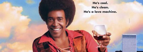 The ladies man movie poster